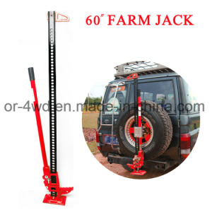 4X4 Good Quality Farm Jack 60′′inch 7700lbs pictures & photos