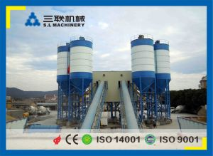 120m3 /Hour Stationary Concrete Batching Plant pictures & photos