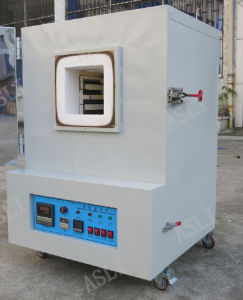 Mini Electric Muffle Heat Treatment Furnace High Temperature Furnace 1300c for Sintering Metal pictures & photos