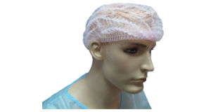Single Use High Quality Surgical Bouffant Caps pictures & photos