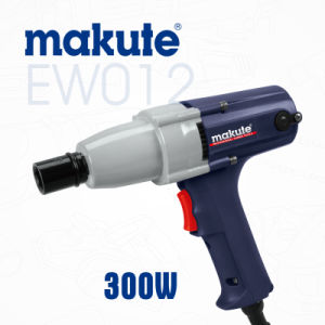 Makute High Quality Electric Power Tool Impact Wrench (EW012) pictures & photos