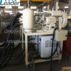 Advanced PE/PP Hollow Plate Extrusion Machine pictures & photos