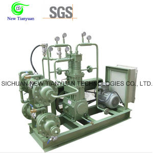 Oil Free Lubricating Propylene Gas Booster Compressor pictures & photos