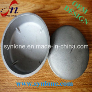 Aluminum Cap with Sand Casting for Gearbox pictures & photos
