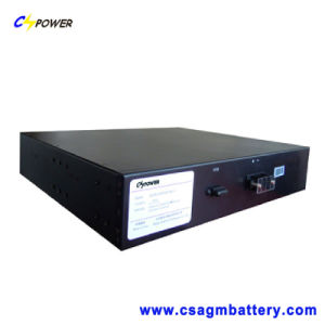 Lithium Iron Phosphate Battery (LiFePO4) 19inch 12V 24V 48V pictures & photos
