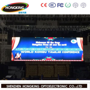 P6 Full Color Indoor LED Display for Fix Install pictures & photos