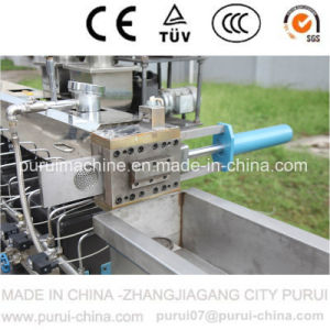 Co-Rotating Parallel Twin Screw Plastic Granulating Extrusion pictures & photos