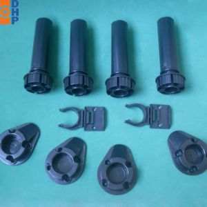 Hjf-135A Cabinet Leg for 135mm Plinth Height, Screw Fixing pictures & photos