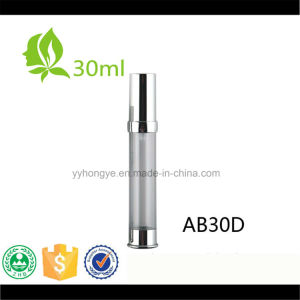 30ml as Sliver Airless Cosmetic Pump Bottle pictures & photos