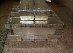 Tin Ingot 99.99% with Competitive Price pictures & photos