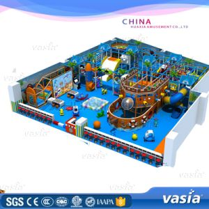 Factory Price Small Indoor Playground (VS1-4098E) pictures & photos