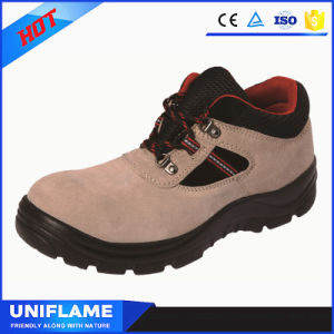 Brand Steel Toe Woman Safety Shoes Ufa087 pictures & photos