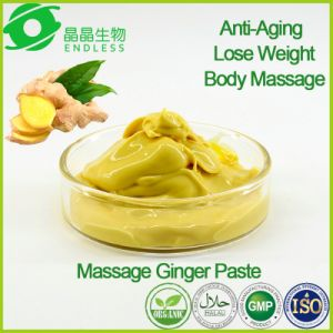 2017 New Products Ginger Body Massage Paste Weight Loss pictures & photos