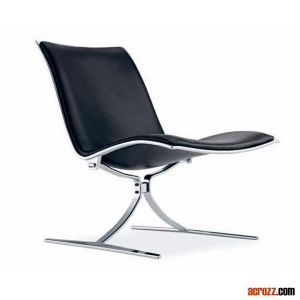Steel Metal Hotel Furniture Fk 710 Skater Lounge Chair pictures & photos
