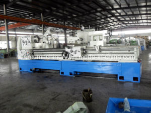 CNC Horizontal Lathe with Cutting Function pictures & photos