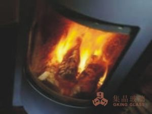 4mm Robax Ceramic Glass for Fireplace pictures & photos