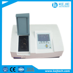 Double Beam UV/Visible Spectrophotometer pictures & photos