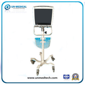 Patient Monitor Cart/Trolley/Stand Medical Equipment pictures & photos