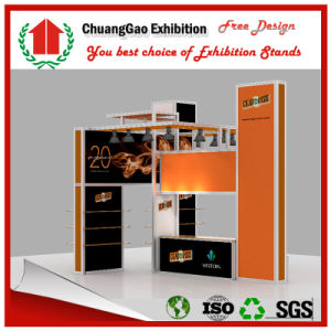2017 New Design Hot Sell Trade Show Booth pictures & photos