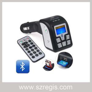 Bluetooth FM/MP3/SD/USB Car Kits Transmitter/Modulator pictures & photos