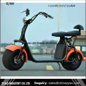 High Speed Citycoco 1000W Harley Electric Scooter with Big Wheels pictures & photos