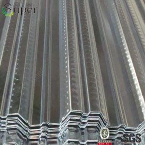 Floor Deck Galvanized Metal Sheet Structure Steel Flooring pictures & photos
