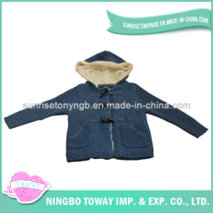 Boys Winter Jackets Child Sweater Kids Trench Toddler Coats pictures & photos
