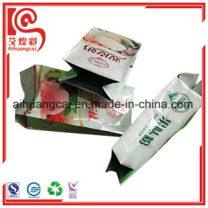 Printed Side Gusset Aluminum Foil Plastic Food Bag pictures & photos