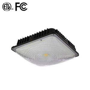 IP65 Waterproof 100W Gas Station LED Canopy Lights pictures & photos