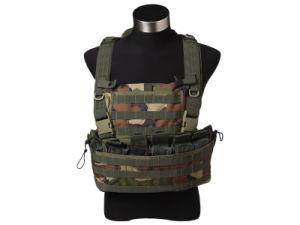 Airsoft 1000D Molle Tactical Hydration Combat Vest Carrier pictures & photos