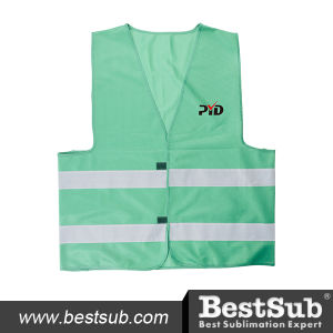 Economy Reflective Vest (Green) (RF002G) pictures & photos