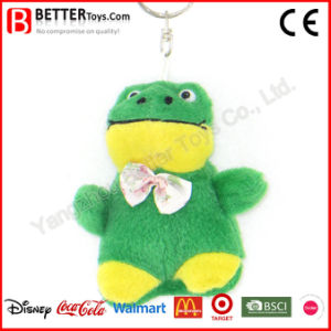 Cheap China Stuffed Plush Animal Frog Keyrings pictures & photos
