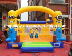 China Supply Inflatable Toy Inflatable Castle Minion Bouncer for Jumper pictures & photos