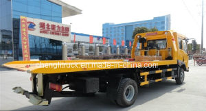 Clw 4*2 3ton 4 Tons 5 Tons Road Wrecker Towing Truck for Sale pictures & photos