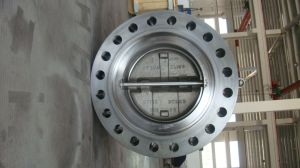 Wafer-Lug Type Dual Plate Check Valve in A105n+Inconel 625 pictures & photos