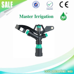 "G1"" Plastic Impulse Full Circle Sprinkler (MS-9812) pictures & photos"