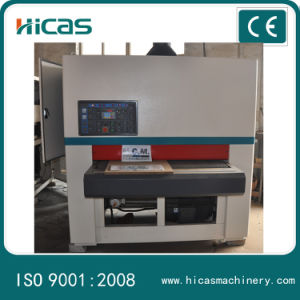 Wide Belt Sanding Machine Oscillating Spindle Sander pictures & photos