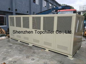 Topchiller 120ton Air Cooled Screw Type Water Chiller pictures & photos