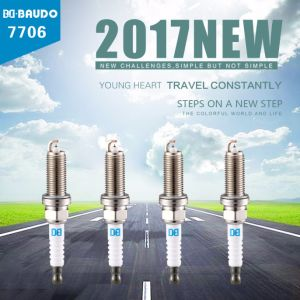 Bd Baudo 7706 China New Brand Spark Plug Suits for Renault Koleos 2.5L 2tra7 pictures & photos