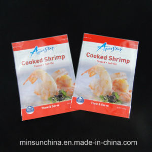 Customized Aluminum Foil Packaging Plastic Bag for Seafood pictures & photos