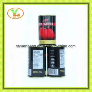 Canned Tomato Paste and Tomato Sauce From China pictures & photos