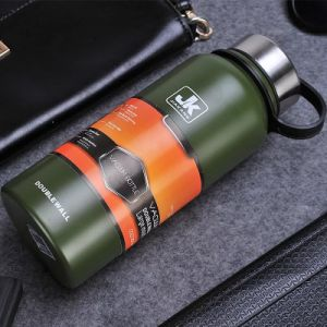 Big Capacity Wide Mouth Stainless Steel Insulated Water Bottle (SH-ST23) pictures & photos