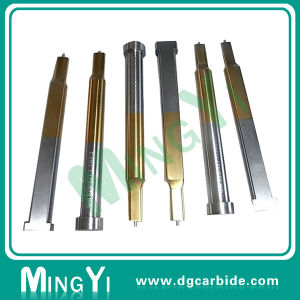 Half Tin Ticn Coating HSS Tungsten Carbide Punch for Stamping Parts pictures & photos