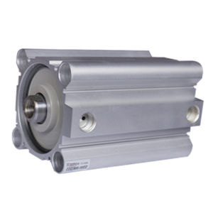 Dopow Series Cq2b80-100 Compact Cylinder Double Acting Basic Type pictures & photos