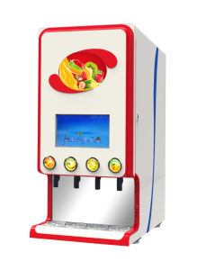 Commercial Use Concentrated Fruit Juice Dispenser - Aiguo 4s Commemorative Version pictures & photos