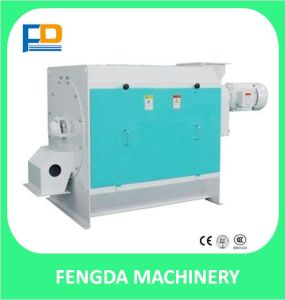 Drum Precleaner for Powder, Pellet Feed--Animal Feed Machine (SCQZ60X50X100) pictures & photos