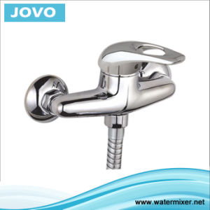 Zinc Body Single Handle Bathtub Mixer&Faucet Jv73502 pictures & photos