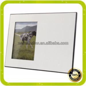 White Blank Wood MDF Photo Frames for Thermal Sublimation Printing pictures & photos