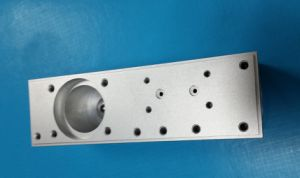 Aircraft Joint by CNC Machining Alluminum Alloy pictures & photos