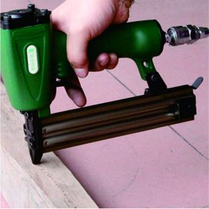 Air Stapler Air Tools Air Nailer Gun 422 pictures & photos